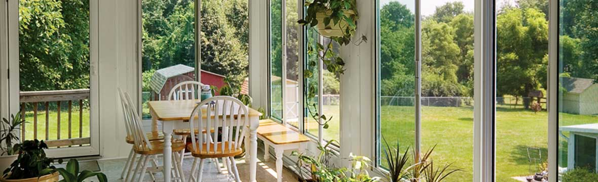 Sunrooms from Universal Windows Direct of Charlotte
