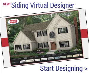 Vinyl siding design showcase
