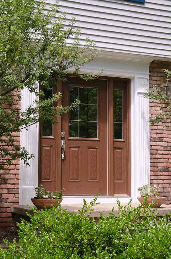 Exterior doors with windows that open home design for Exterior door opening window