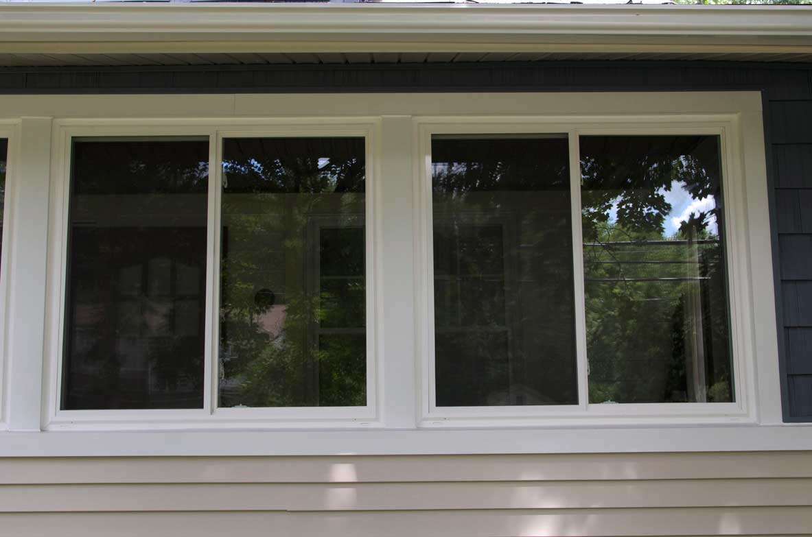 Sliding windows for Sliding glass windows