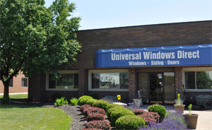 Contact Universal Windows Direct