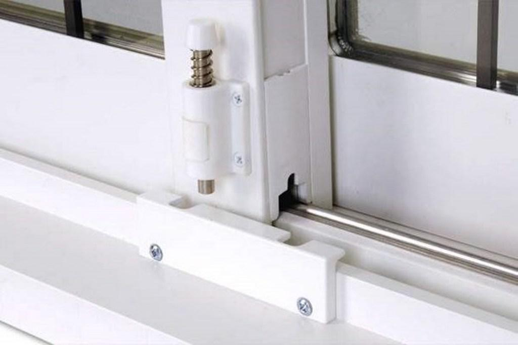 Best Sliding Glass Doors 2020.Extra Door Locks Safe Push Touch Latches Select Size And