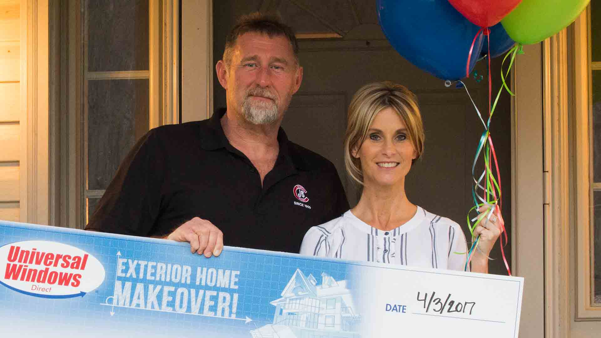 Home Improvement Sweepstakes Winners