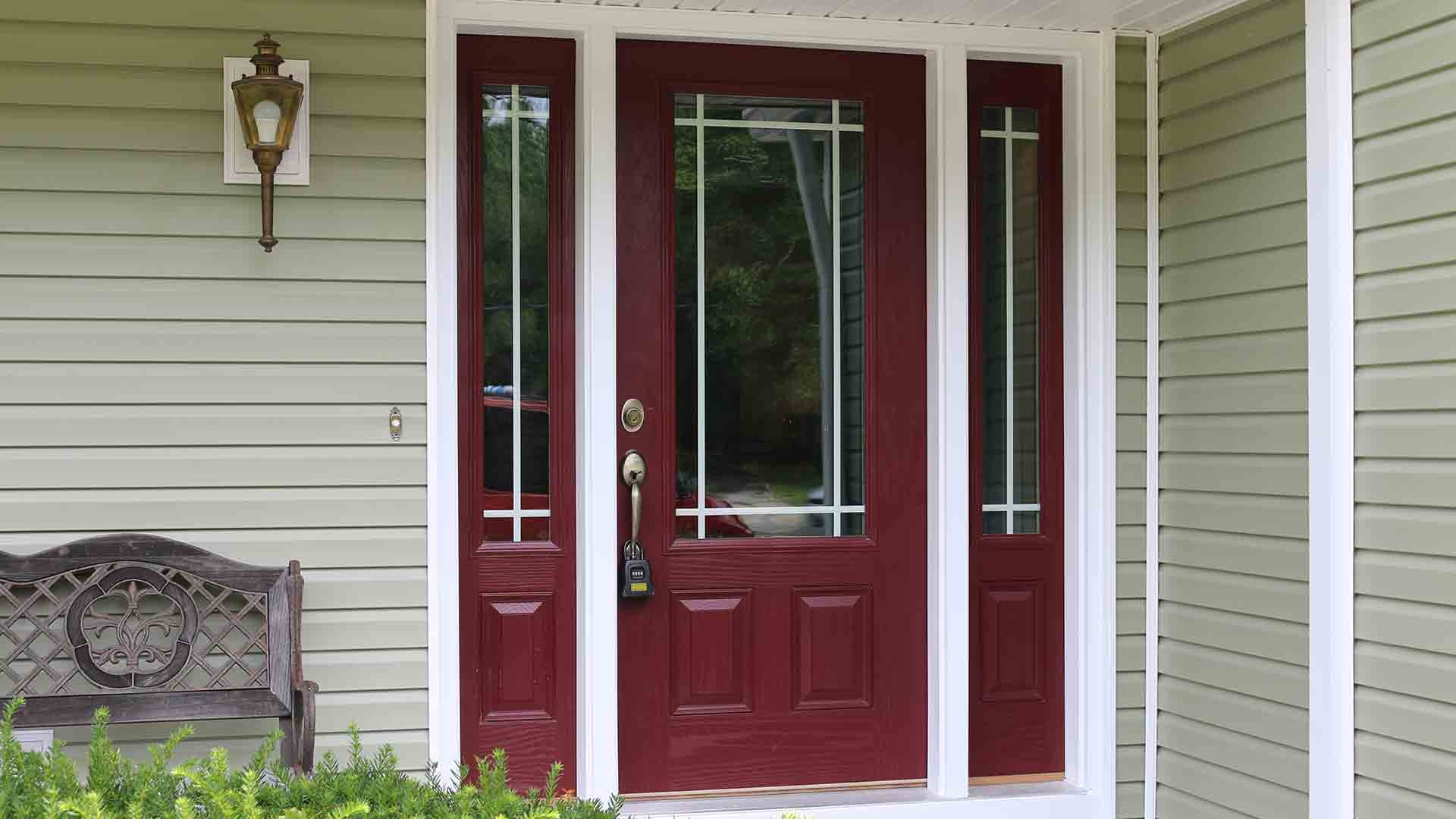 Entry doors front doors patio doors for Different types of patio doors